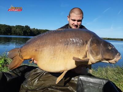 184. 28,90 kg Secret  Szabó Martin
