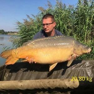 20,80 kg Natural 30mm