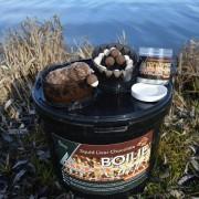 5 Kg Squid Liver Chocolate - Tintahal, Máj, Csoki ízű Bojli