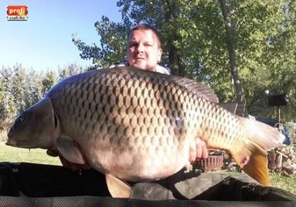 Szalai László 20,64 kg