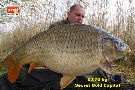 20.70 kg Secret mm