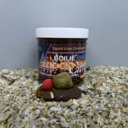 Squid Liver Chocolate - Tintahal, Máj, Csoki ízű horogpaszta