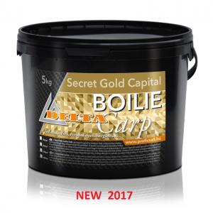 Secret Gold Capital Édes Bojli - Magas szénhidráttartalmú