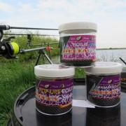 Glm Plum Liver Balanced Hookbaits 120g 20mm