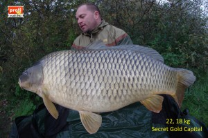 22,18 kg Secret